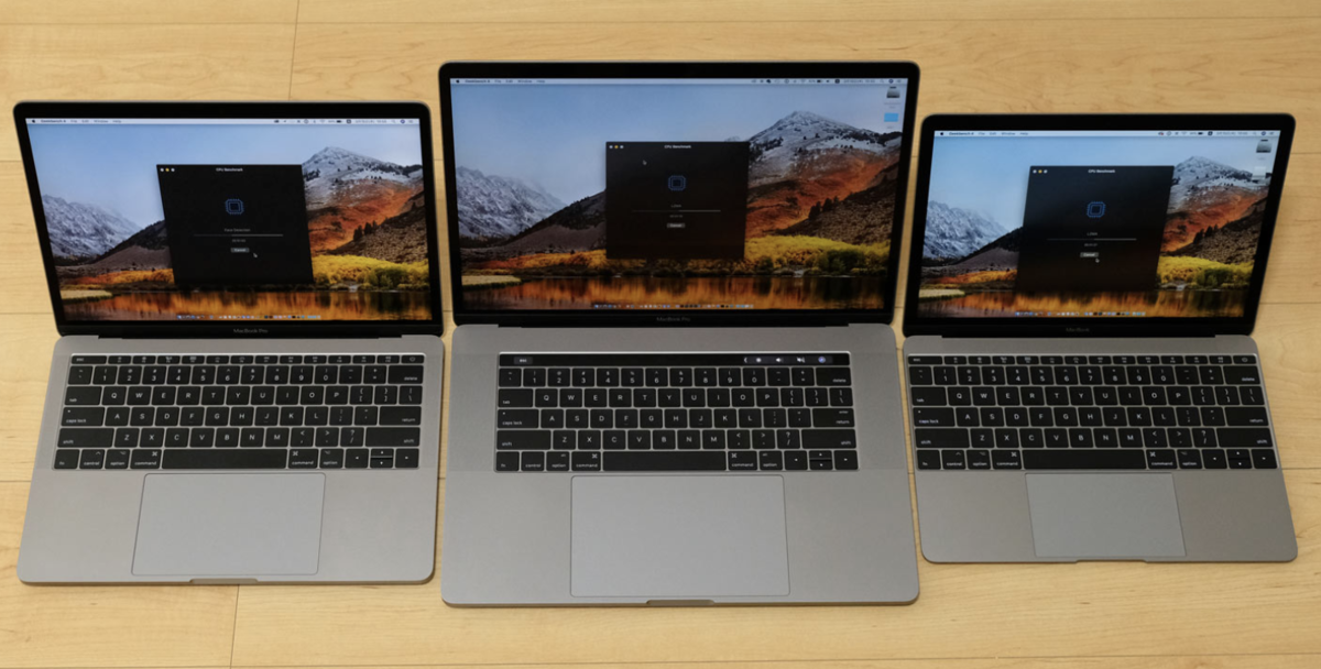【macbookpro2018】と【新型macbookair2018】比較!悩んだ結果購入したのは?